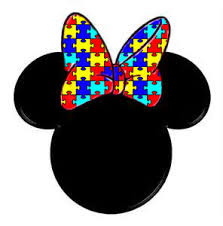 minnie mouse autism tattoo design by scarletrainxlll on deviantart