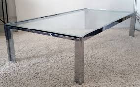 Table Designs Coffee Table Brilliant Chrome And Glass Coffee Table Design Ideas