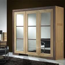 placard de chambre en bois dressing bois massif armoire penderie chambre dressing placard