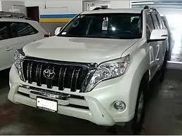 land cruiser prado car used car toyota prado nicaragua 2014 40000 neg toyota land