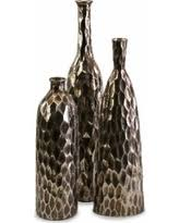 3 Vases Set Spectacular Deal On Imax Toledo Glass Vases Set Of 3 Vase