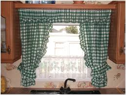 kitchen contemporary kitchen curtains and valances kitchen