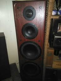 home theater tower speakers 3 ft tall audiofile 830lr home theatre tower speakers for sale in