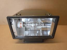 hubbell miniliter ii 400 watt metal halide mhs 0400h 268 old stock