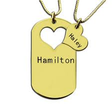 Personalized Dog Tag Necklaces Popular Personalized Dog Tag Necklaces Buy Cheap Personalized Dog