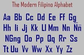 history of tagalog language and the modern filipino alphabet