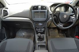 suzuki every interior maruti vitara brezza price specs features review interior