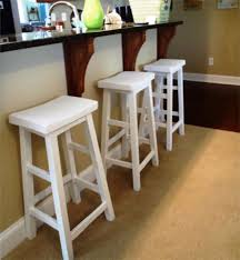 Make Your Own Home Decor 31 Diy Barstools You Need To Make For Your Home Diy Joy