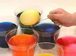 easter dying eggs easter egg dye decorating eggs dyes