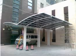 sun shade for car shelter and carport preventing burn sun and snow