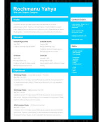 free one page resume templates free samples examples u0026 format