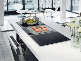 plancha gaz encastrable cuisine plaque teppanyaki gaz 2 zones de table gastromastro table de