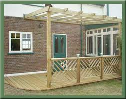 Attaching Pergola To House by Incredible Pergola Attached To House Uk Garden Landscape