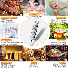 amazon com habor meat thermometers instant read thermometer