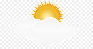 sunlight cloud clip sun with clouds png transparent clip