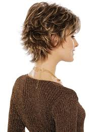 back view of short haircuts for women over 60 layered hairstyles women over 50 similar design layered pixie