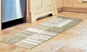 tappeti stile shabby tappeto da cucina groupon goods