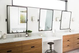 Wrought Iron Bathroom Furniture Wrought Iron Bathroom Mirrors Ideas For Transitional Bathroom With