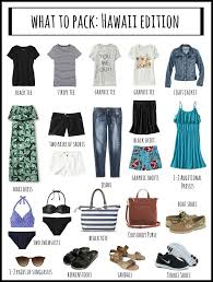 Hawaii How To Fold Dress Shirt For Travel images What to pack hawaii edition midwest blogger love pinterest jpg