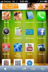 lee nail salon and bar apk download lee nail salon and bar 1 59