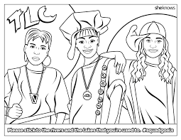 the ultimate squadgoals coloring book u2014 print it color it live
