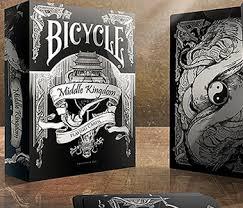 6 decks cards on sale middle kingdom black lions