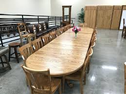 amish oak dining table herrington dining chair amish oak dining