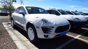 porsche macan length 2018 porsche macan awd at porsche scottsdale serving