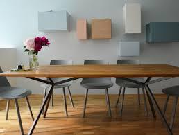 esstisch design tische aus massivholz massivholz design