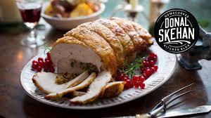 thanksgiving stuffed turkey breast easy roast rolled turkey breast youtube