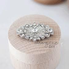 clarice crystal embellishment for diy wedding invitations