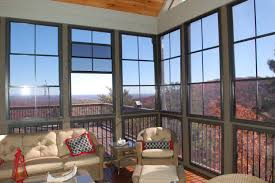 room cool converting screened porch to three season room design