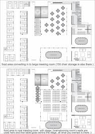 business floor plan layout