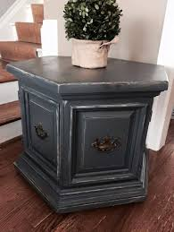 How To Make End Tables With Drawers by Best 25 End Tables With Storage Ideas On Pinterest Side Table