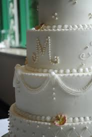 the simple tips for buttercream wedding cakes