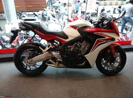honda cbr 600 second hand honda cbr 650f launched in india at rs 7 3 lakh page 6 team bhp