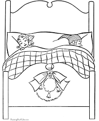 christmas printable coloring pages parents sleeping