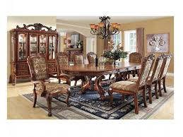 Cherry Dining Room Medieve Transitional Cherry Dining Set Shop For Affordable Home