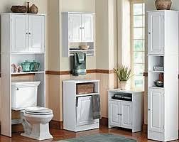 bathrooms design black wooden bathroom floor cabinet with three