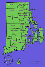 Rhode Island On Map Rhode Island Ccw Information