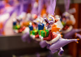 my figment christmas ornament collection disney s