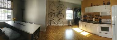 lifestyle another 3 bike minimalist loft 500 sq ft minimalism
