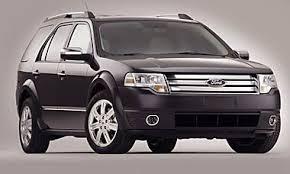 1996 Ford Taurus Interior Ford Taurus X Interior