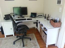 Office Corner Desk Impressive White Corner Office Desk Decor Ideas And Dining Room