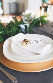 Table Setting Cards - two simple diy christmas place cards gimme some oven