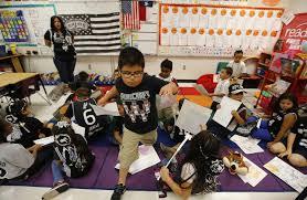 spirit halloween san antonio little spurs fans bring big spirit to cisneros elementary san