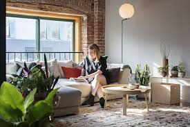 a brooklyn apartment blends industry with artistry wsj