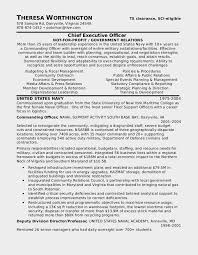 Community Outreach Resume Sample by Military To Civilian Resume Sample Certified Resume Writer