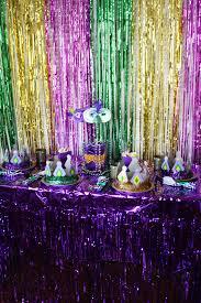 mardi gras candy mardi gras party decorations ideas decoration image idea