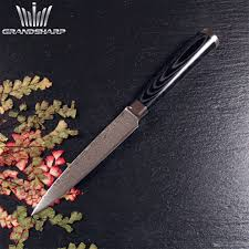 highest quality kitchen knives grandsharp 5 inch professional sharp utility knife 67 layers